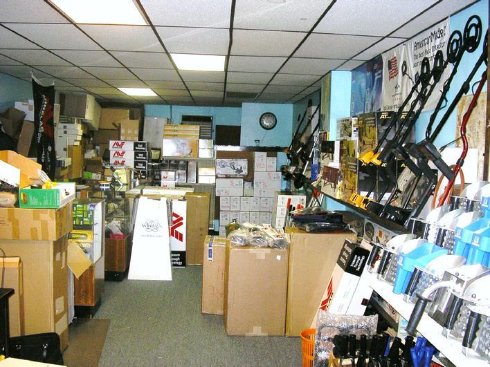 Metal Detector Distributors
